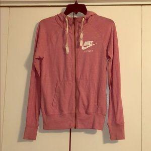 Women's Nike Zip Up Hoodie Jacket